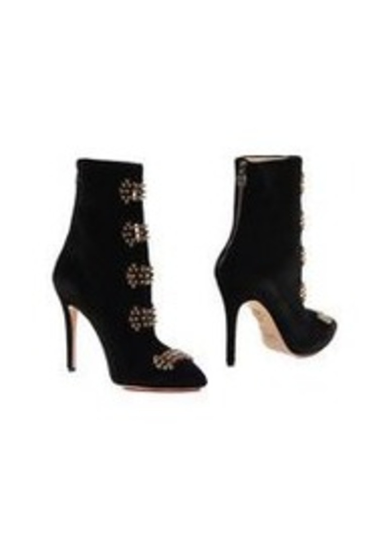 charlotte olympia charlotte olympia ankle boot shoes shop it to me. Black Bedroom Furniture Sets. Home Design Ideas