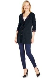Charter Club 2-Pocket Cardigan Jacket, Only at Macy's