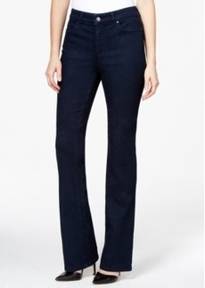 Charter Club Bootcut Dark Rinse Jeans, Only at Macy's