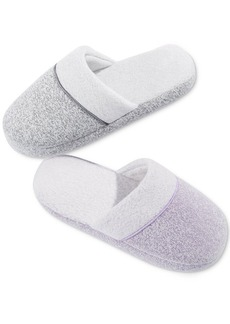 Charter Club Boucle Slippers