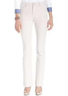 Charter Club Classic Kate Straight-Leg Colored Jeans