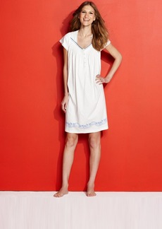 Charter Club Collection Short Gown