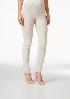 Charter Club Colored Pull-On Skinny Jeans