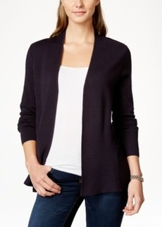 Charter Club Flared Cardigan Sweater, Only at Macy's