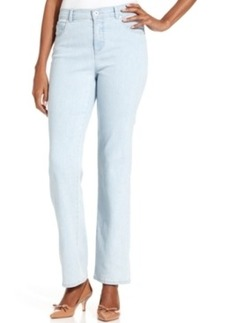 Charter Club Jeans, Straight-Leg, Feather Blue Wash