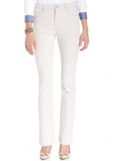 Charter Club Lexington Colored Straight-Leg Jeans