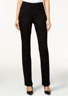 Charter Club Lexington Straight-Leg Jeans, Embellished Pocket