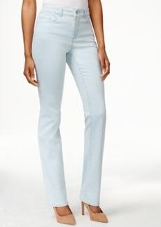 Charter Club Lexington Straight Leg Jeans, Light Wash