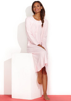 Charter Club Long Fleece Gown