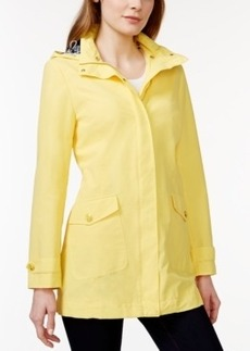 Charter Club Long-Sleeve Hooded Anorak, Only at Macy's