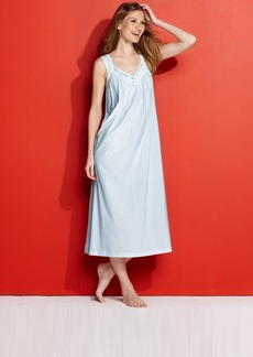 Charter Club Long Sleeveless Gown