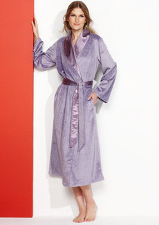 Charter Club Minky Burnout Robe