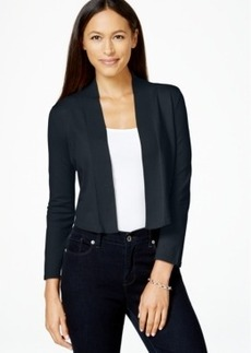 Charter Club Open-Front Bolero, Only at Macy's