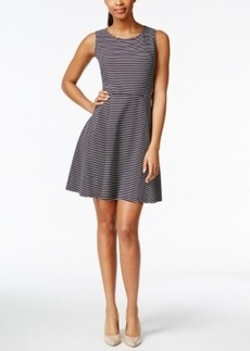 Charter Club Petite Sleeveless Fit & Flare Dress, Only at Macy's