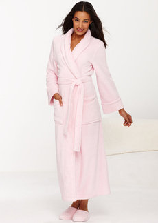 Charter Club Petite Supersoft Long Robe