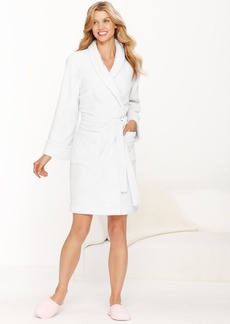 Charter Club Petite Supersoft Short Robe