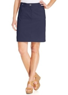 Charter Club Plus Size Pencil Skort