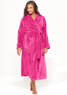 Charter Club Plus Size Supersoft Long Robe