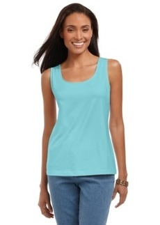 Charter Club Plus Size Tank Top