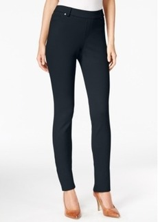 Charter Club Pull-On Ponte Pants, Only at Macy's