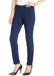 Charter Club Pull-On Skinny Jeans, Hampton Wash