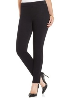 Charter Club Pull-On Twill Skinny Pants, Only at Macy's