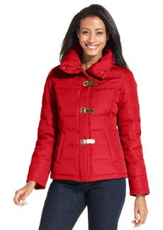 Charter Club Quilted Puffer Coat