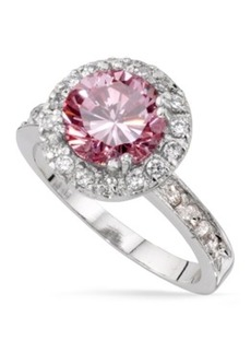 Charter Club, Round Cubic Zirconia Ring