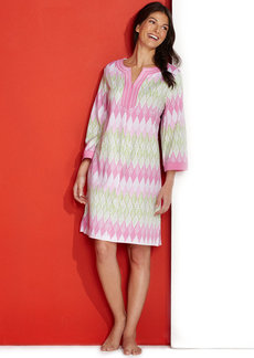 Charter Club Short Knit Caftan
