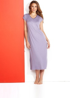 Charter Club Short Sleeve Short Gown