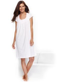 Charter Club Short Sleeve Short Gown