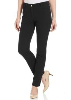 Charter Club Skinny-Leg Twill Pants