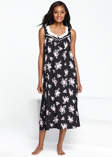 Charter Club Sleeveless Woven Gown