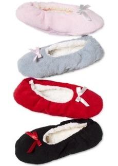 Charter Club Slipper Socks, Only at Macy's