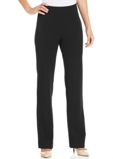 Charter Club Straight-Leg Pull-On Trousers