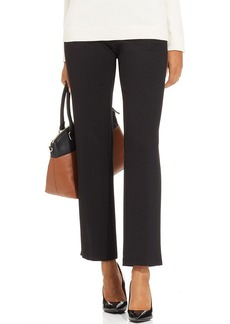 Charter Club Straight-Leg Side-Zip Pants