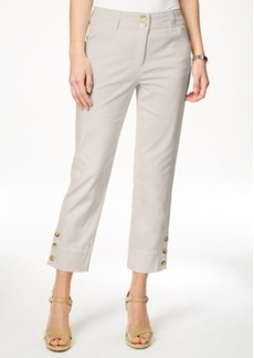 Charter Club Tummy-Control Capri Pants, Only at Macy's