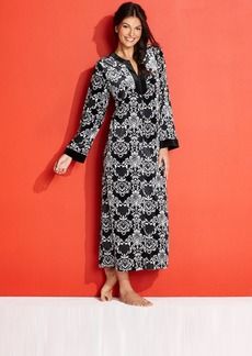 Charter Club Velour Caftan
