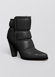 Chloé Booties - Leather Padded