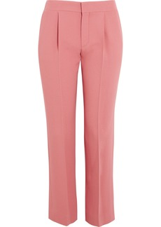 Chloé Cropped crepe pants