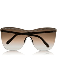 Chloé D-frame sunglasses