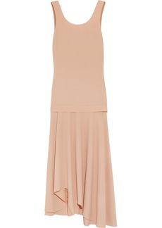 Chloé Drop-waist cady dress