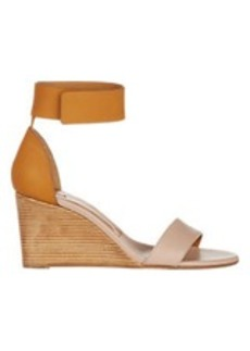 Chloé Gala Ankle-Strap Wedge Sandals