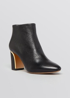 Chloé Pointed Toe Booties - Nairobi High Heel