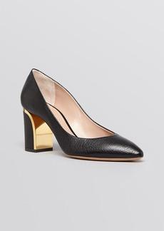 Chloé Pointed Toe Pumps - Nairobi High Heel