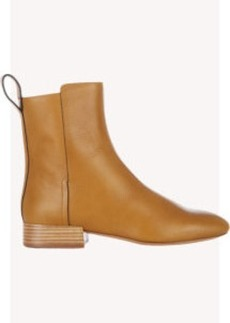 Chloé Pull-Tab Ankle Boots