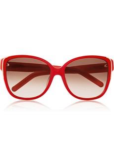 Chloé Square-frame sunglasses
