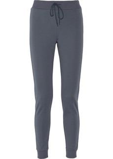 Chloé Wool-blend jersey track pants