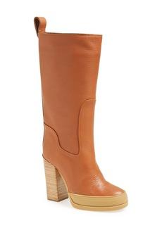 Chloé 'Lookbook' Lug Boot (Women)
