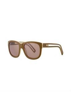 Chloe Brown Fashion Sunglasses